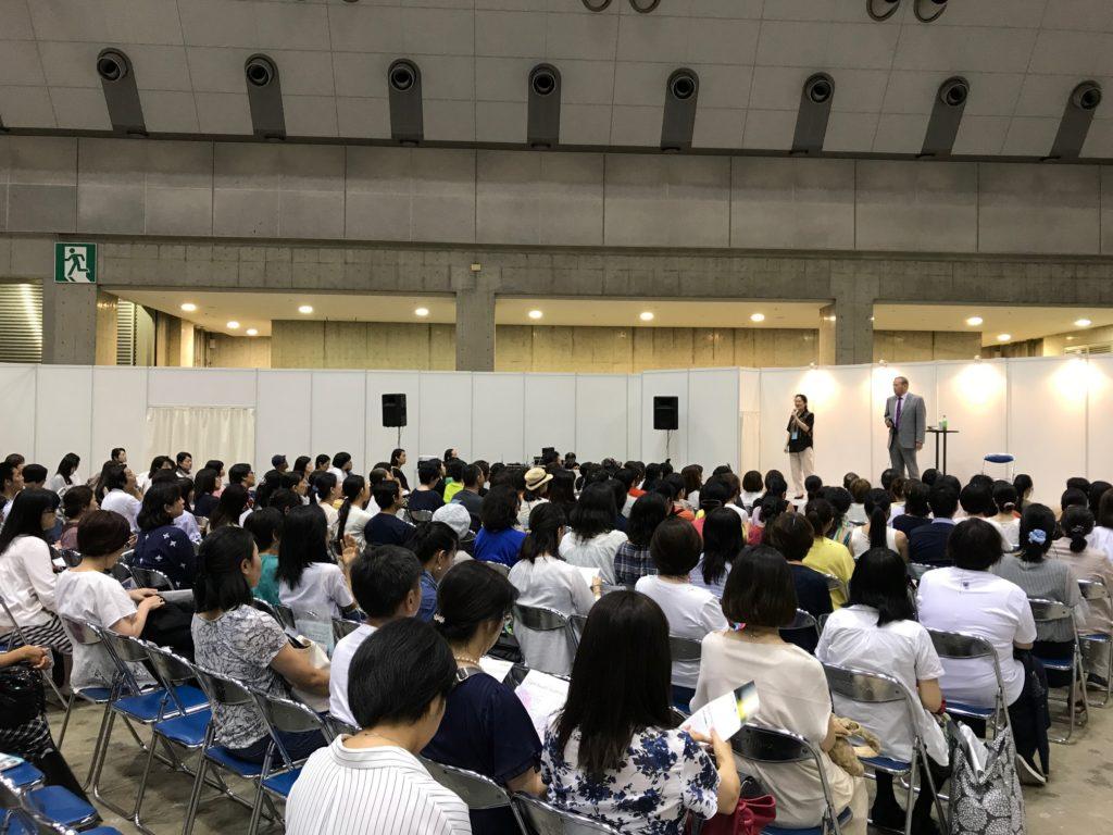 キースビーハン-癒しフェア2017東京